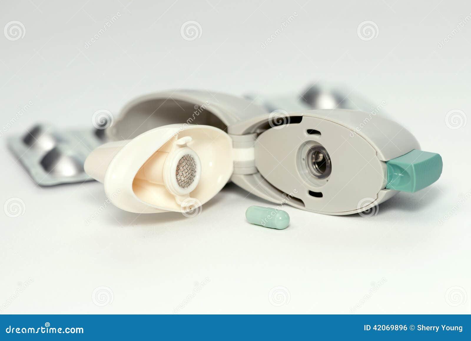 Inhalateur de COPD