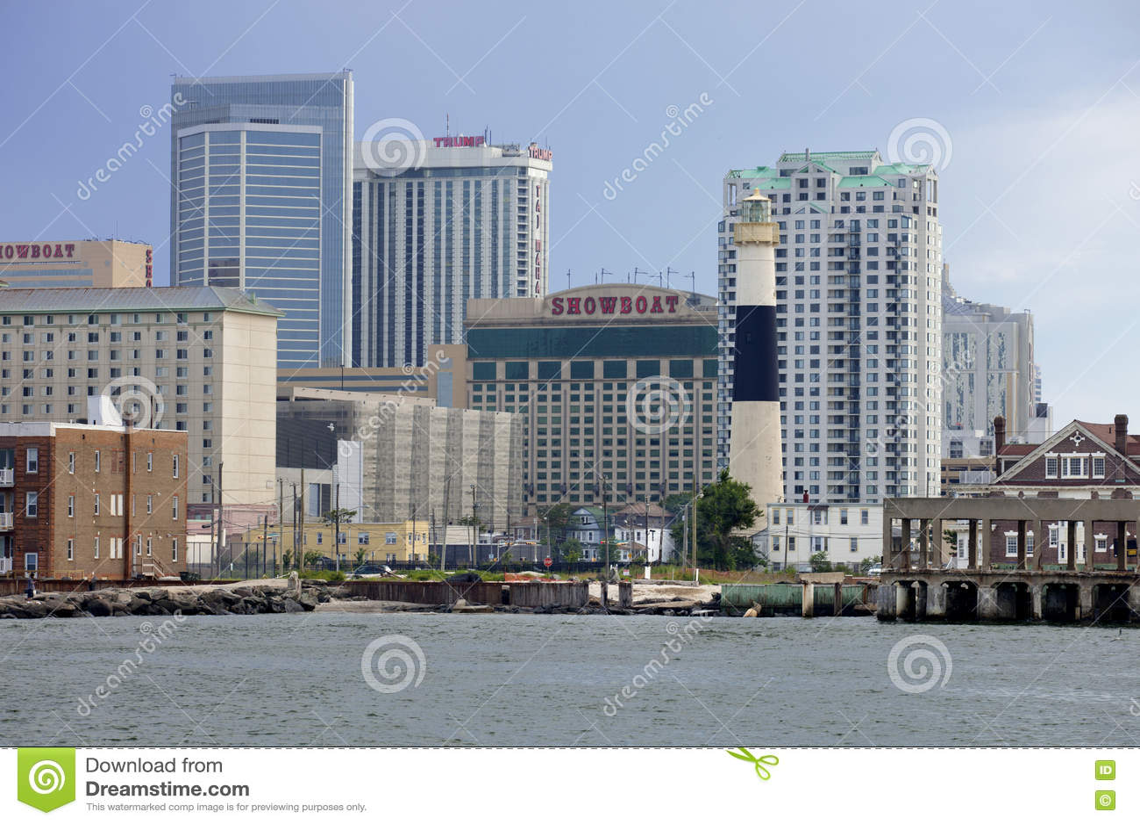 Inhamgebied van Atlantic City, New Jersey
