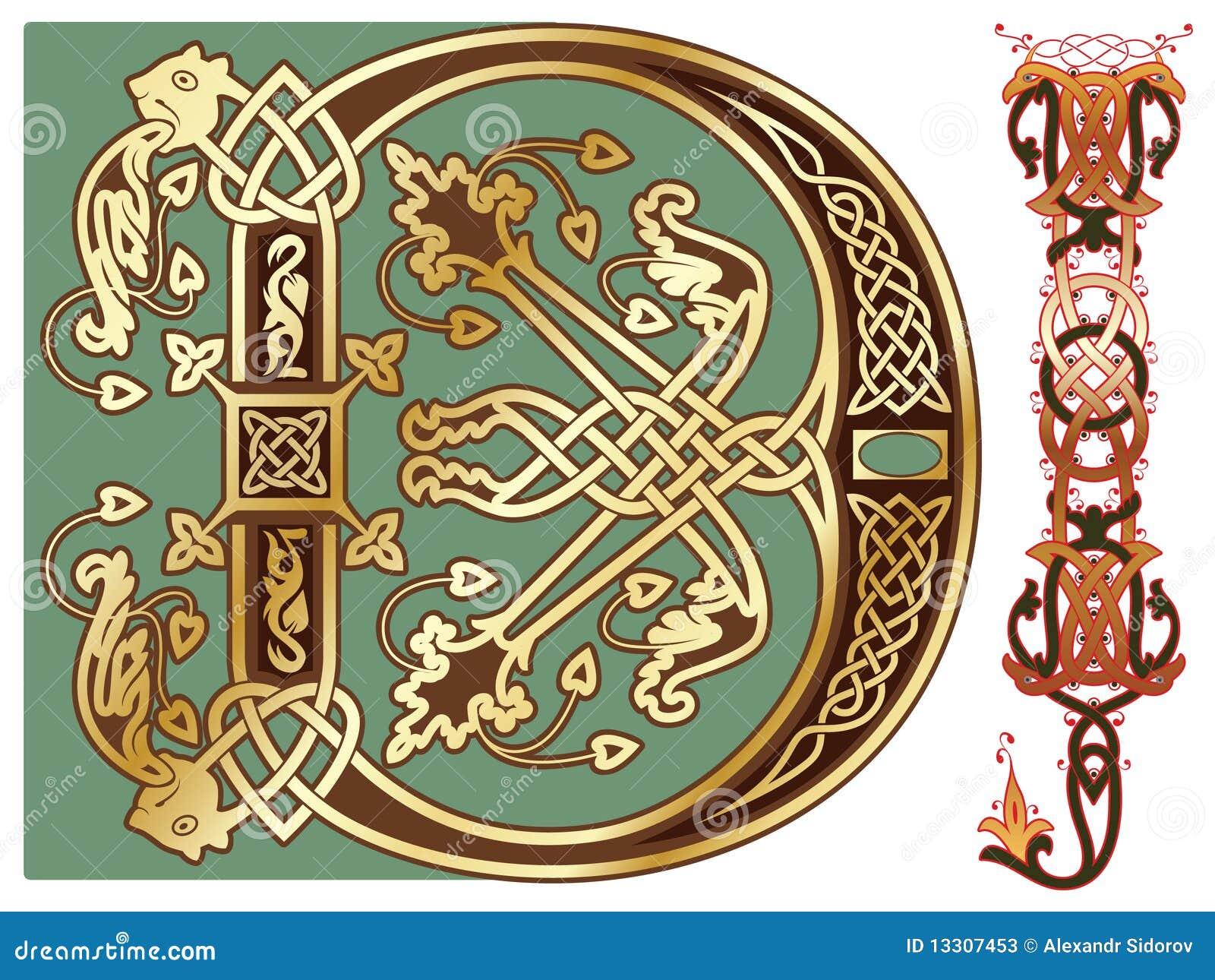 celtic birthday image