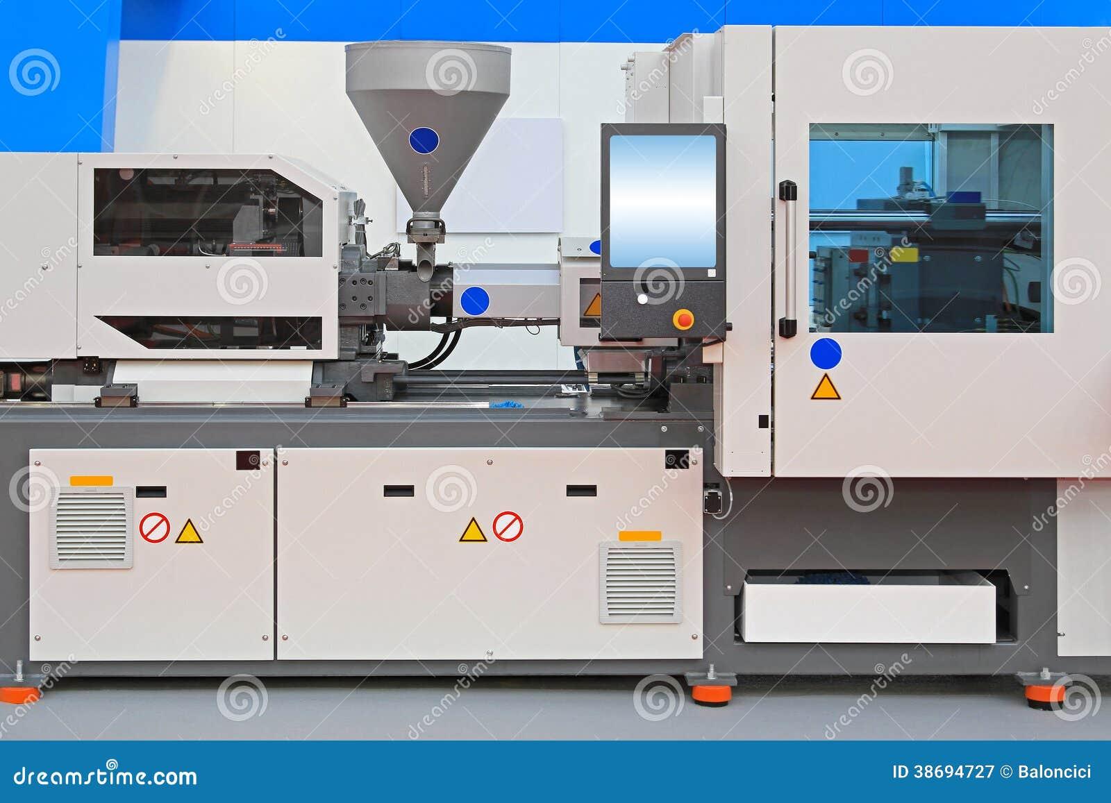 Injectie het vormen machine