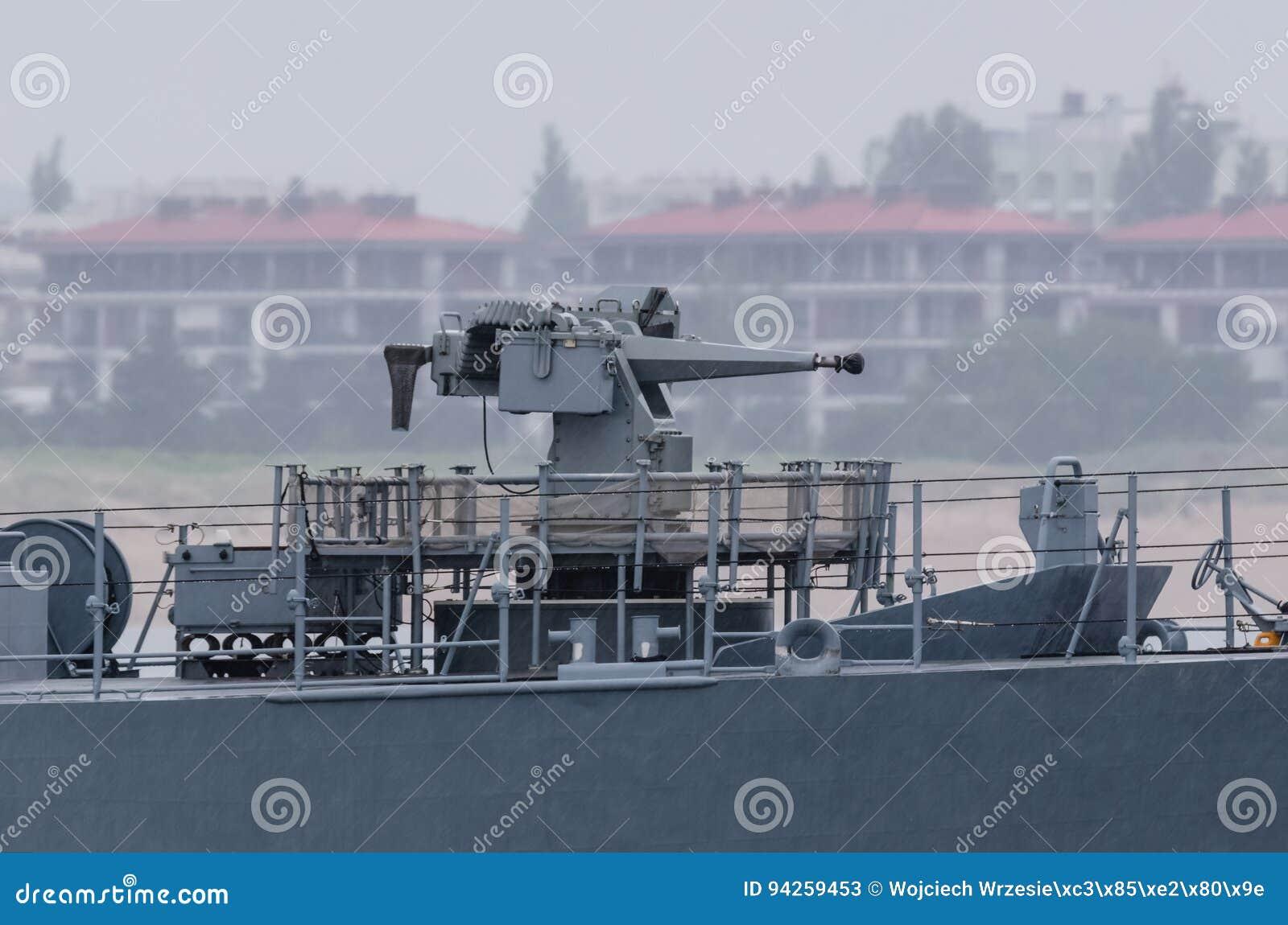 Injetor naval