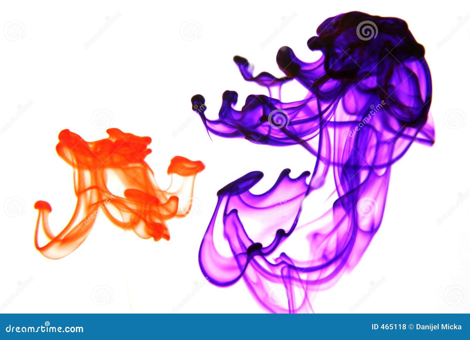 Download Ink stock photo. Image of complementary, metamorphosis - 465118