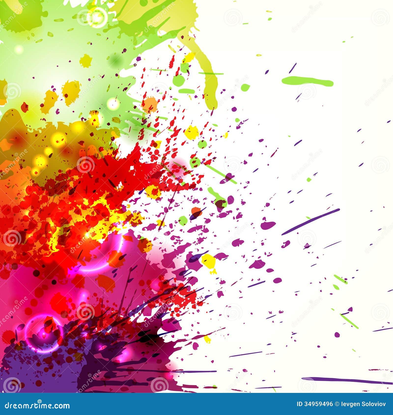 ink blot background - photo #24