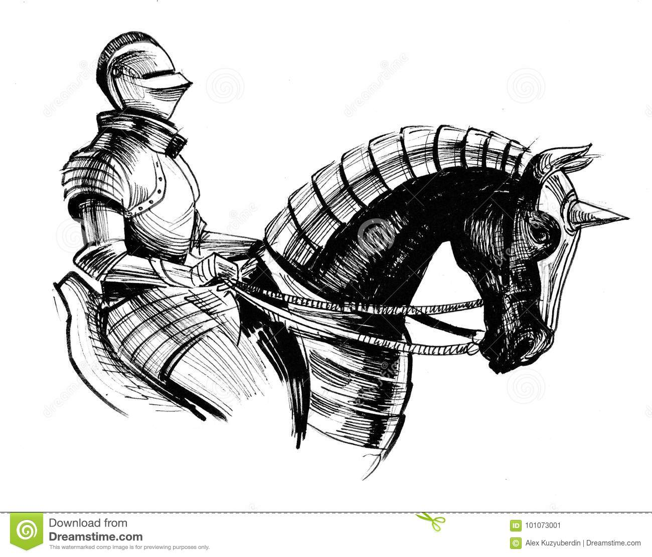 Armored Horse Stock Illustrations 245 Armored Horse Stock Illustrations Vectors Clipart Dreamstime