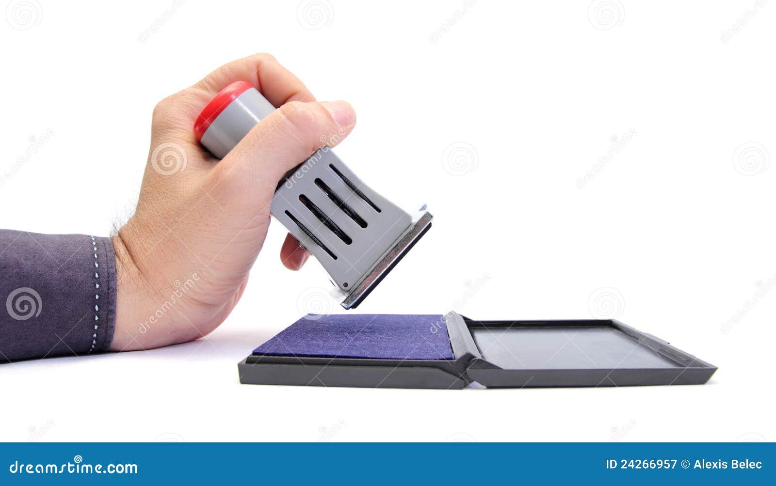 Ink stamper