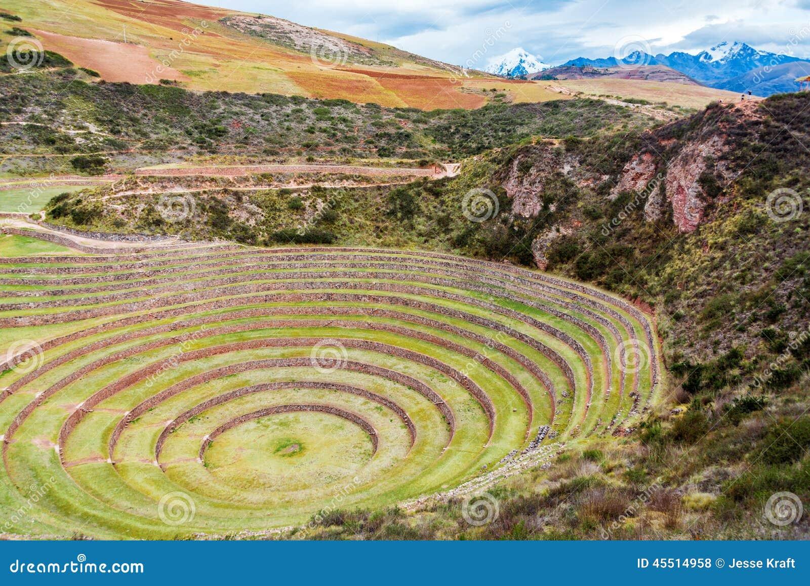 Inka ruiny murena