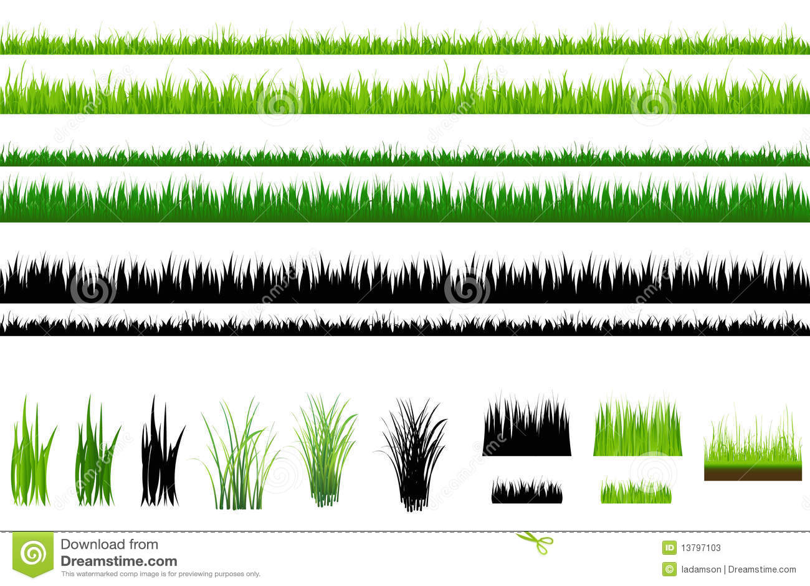 Inkasowa trawa odizolowywający wektorowy biel