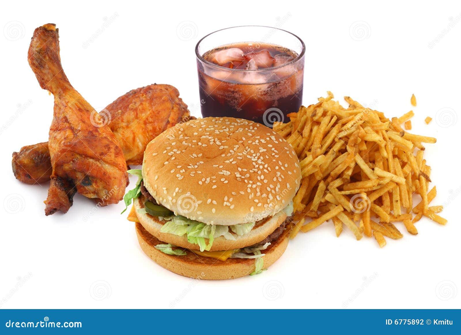Inkasowy fast food