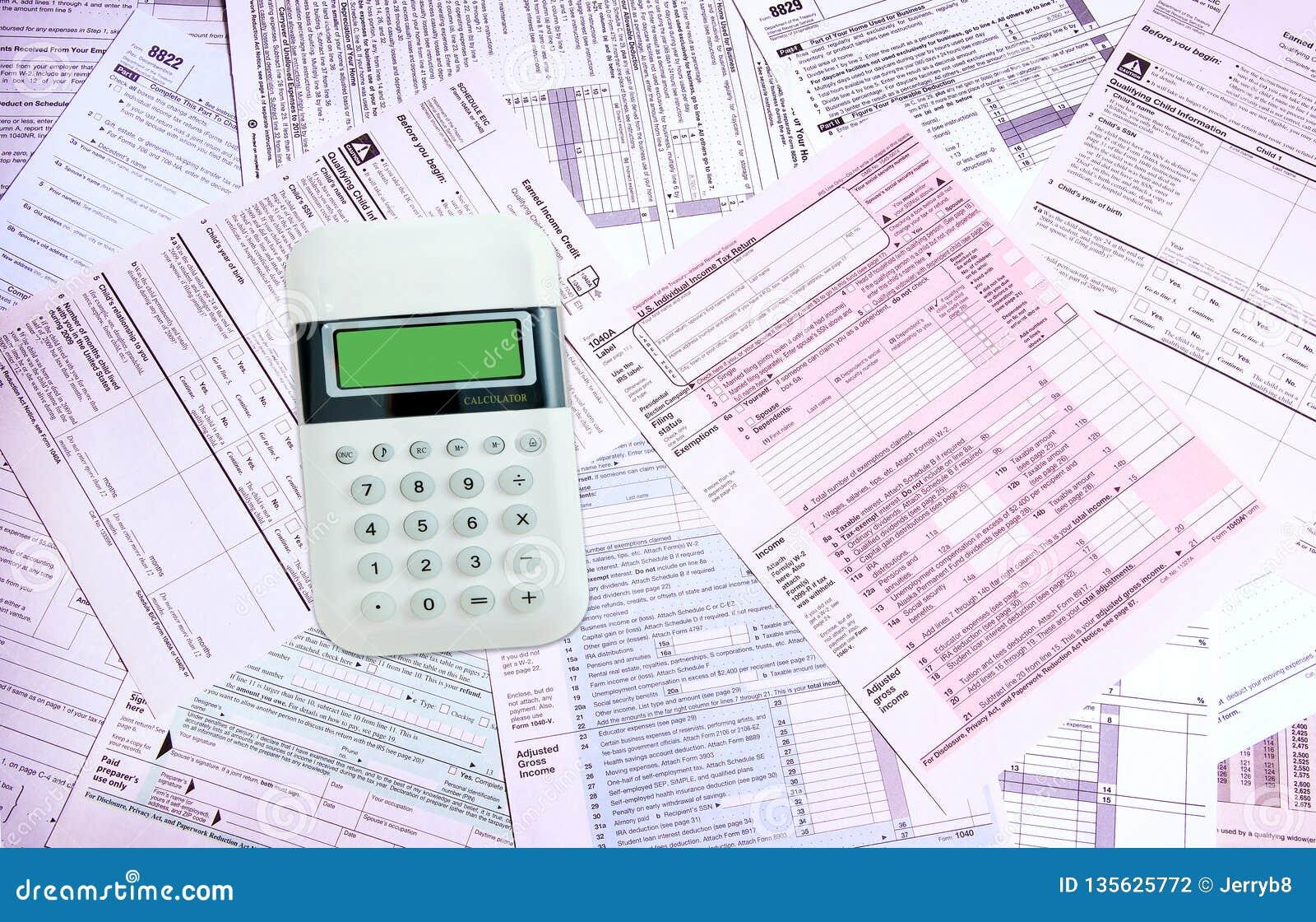 Inkomstenbelastingsvormen
