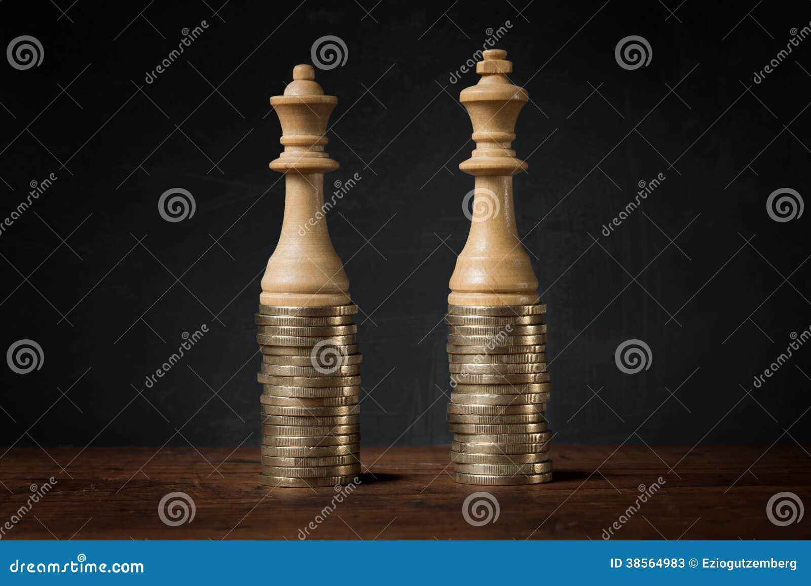 Inkomstskillnader mellan män och kvinnor