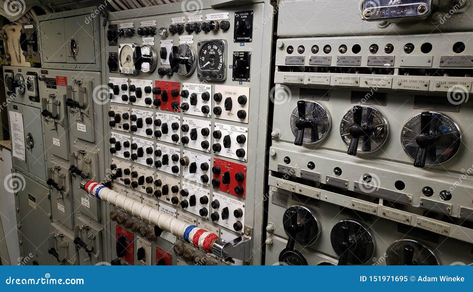 Inland Maritime Museum U.S.S Razorback