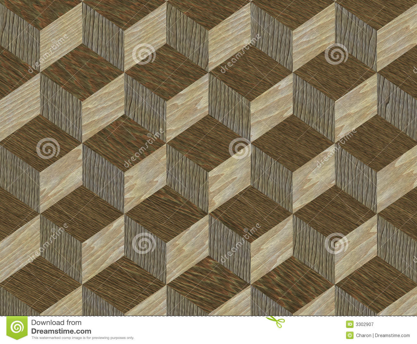 Inlay wooden pattern fine texture