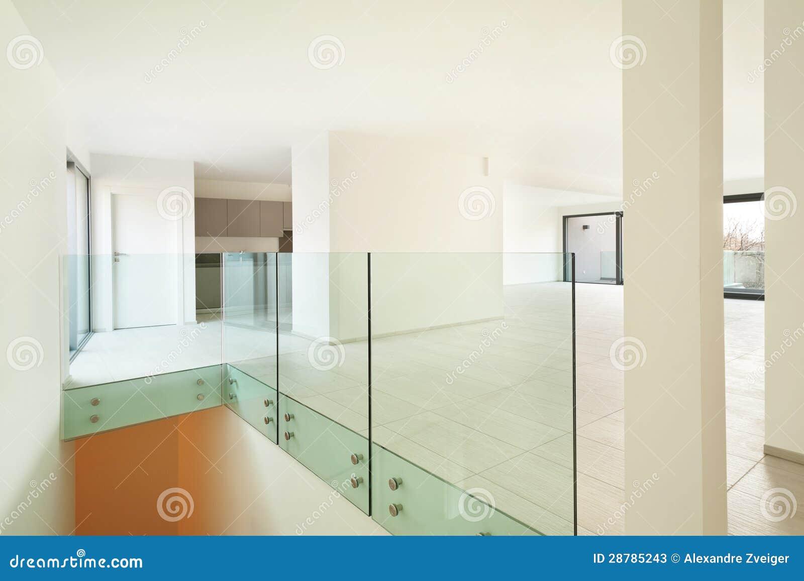 Innen-, schönes Haus stockbild. Bild von niemand, villa - 28785243