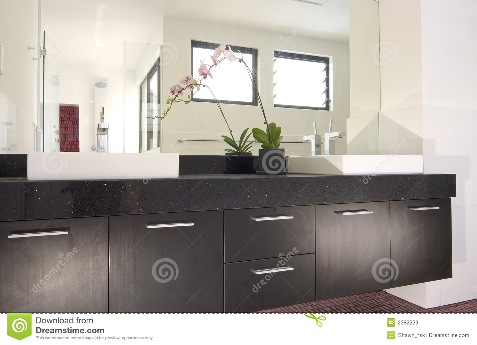 innenarchitektur badezimmer lizenzfreie stockbilder. Black Bedroom Furniture Sets. Home Design Ideas
