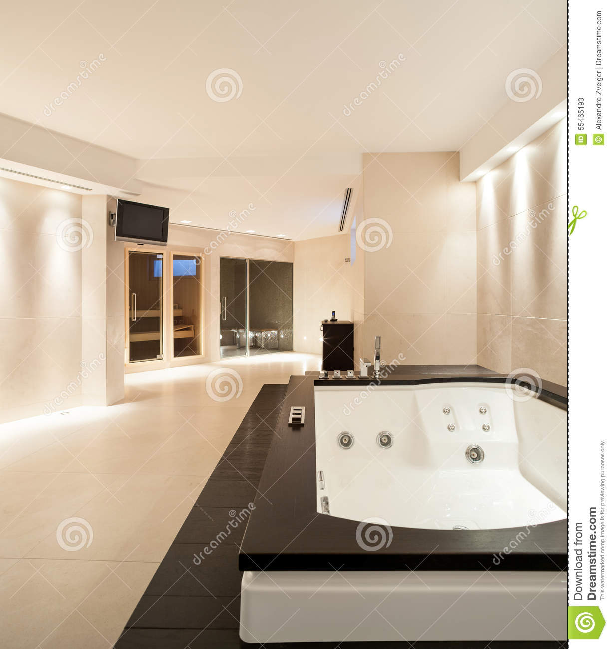 Beautiful Ehemaligen Thermalbadern Modernen Jacuzzi Gallery ...