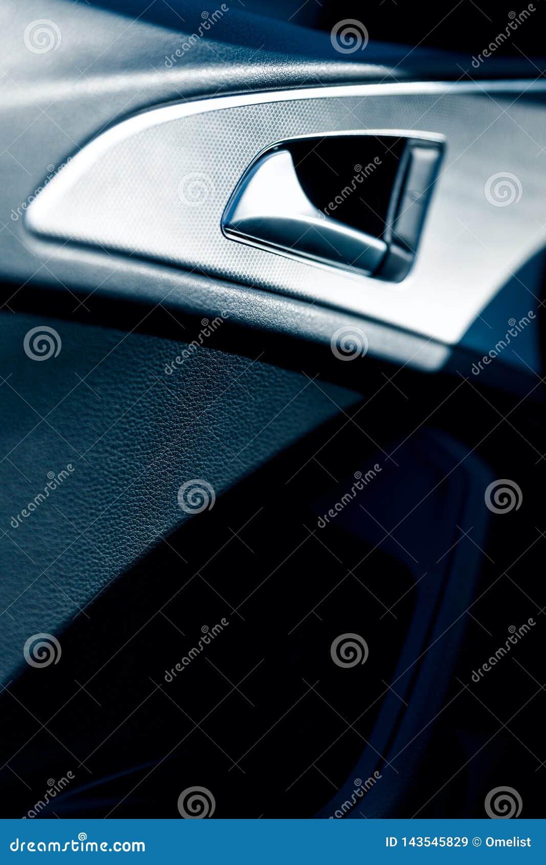 Innenraum von Audi A6