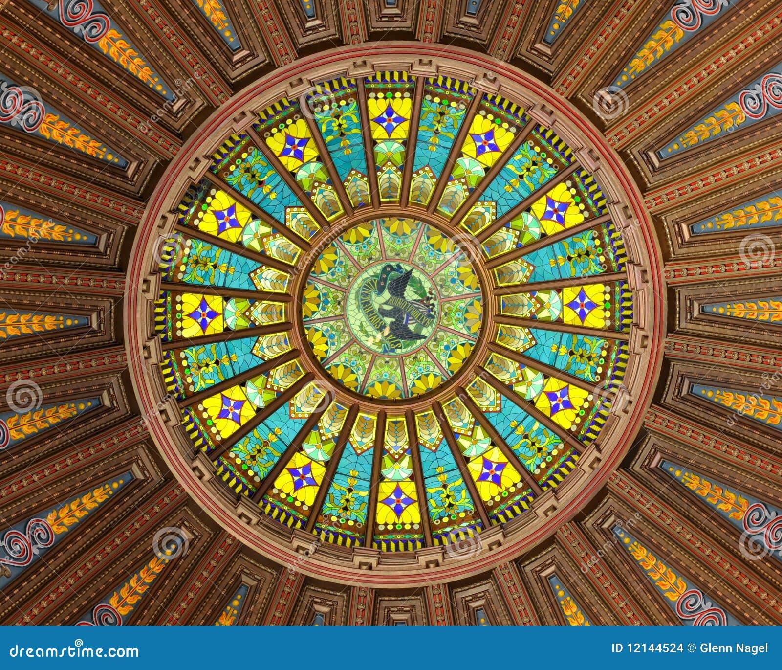 Inner dome design
