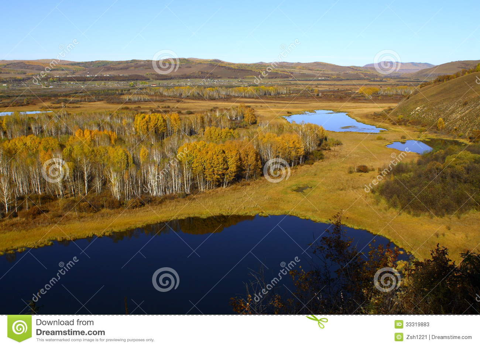 Hulun Buir China  city photo : Inner Mongolia Grassland Stock Photos Image: 33319883