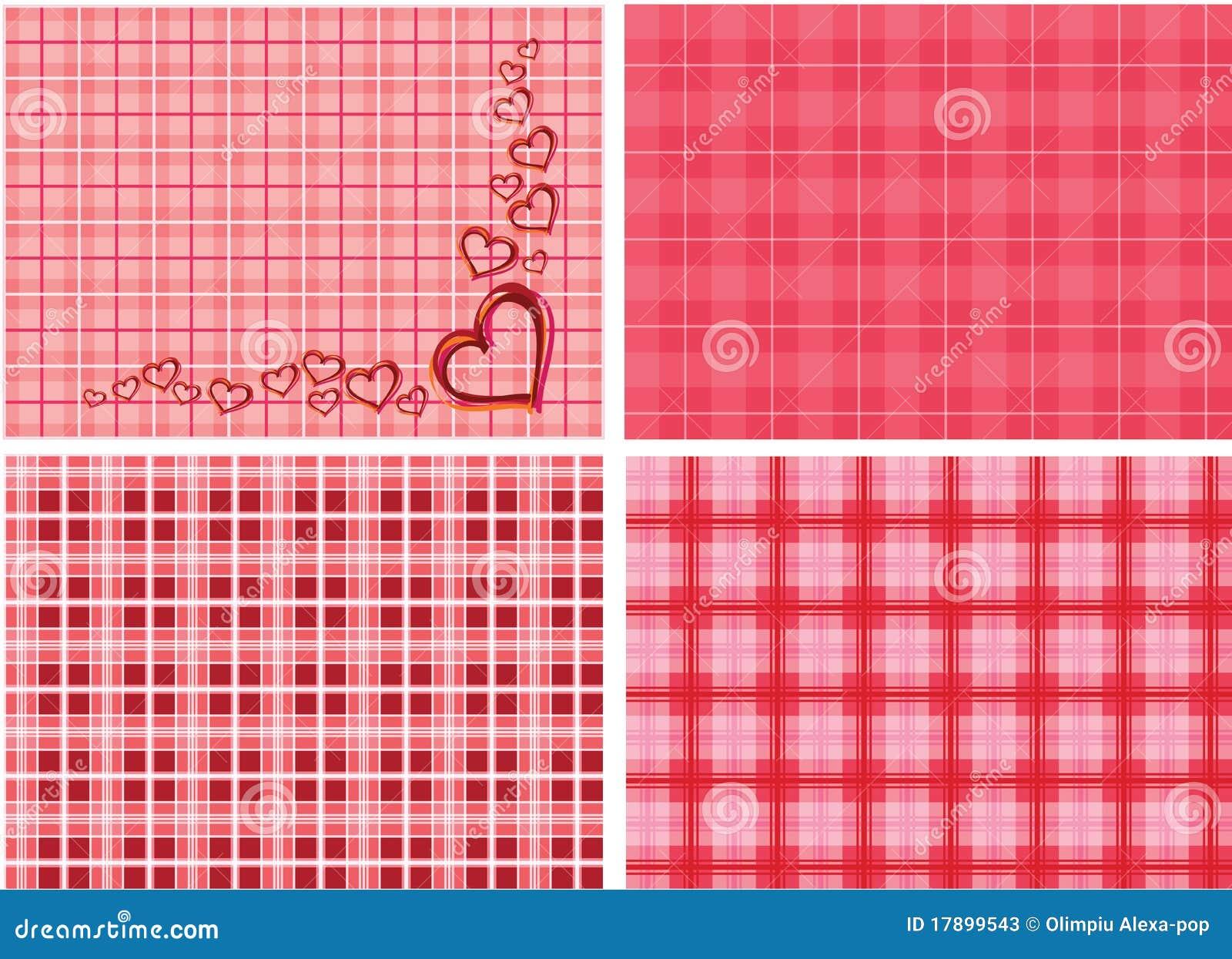 Innere auf rosafarbener Hintergrundabbildung