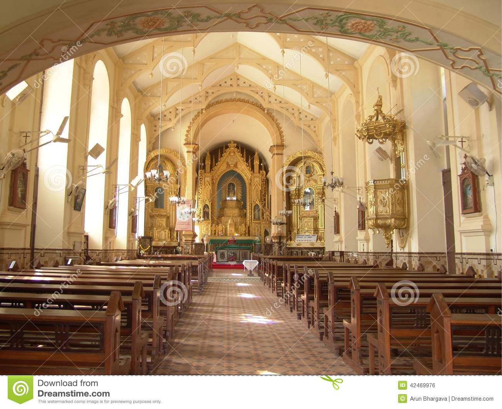 Innere Kirche