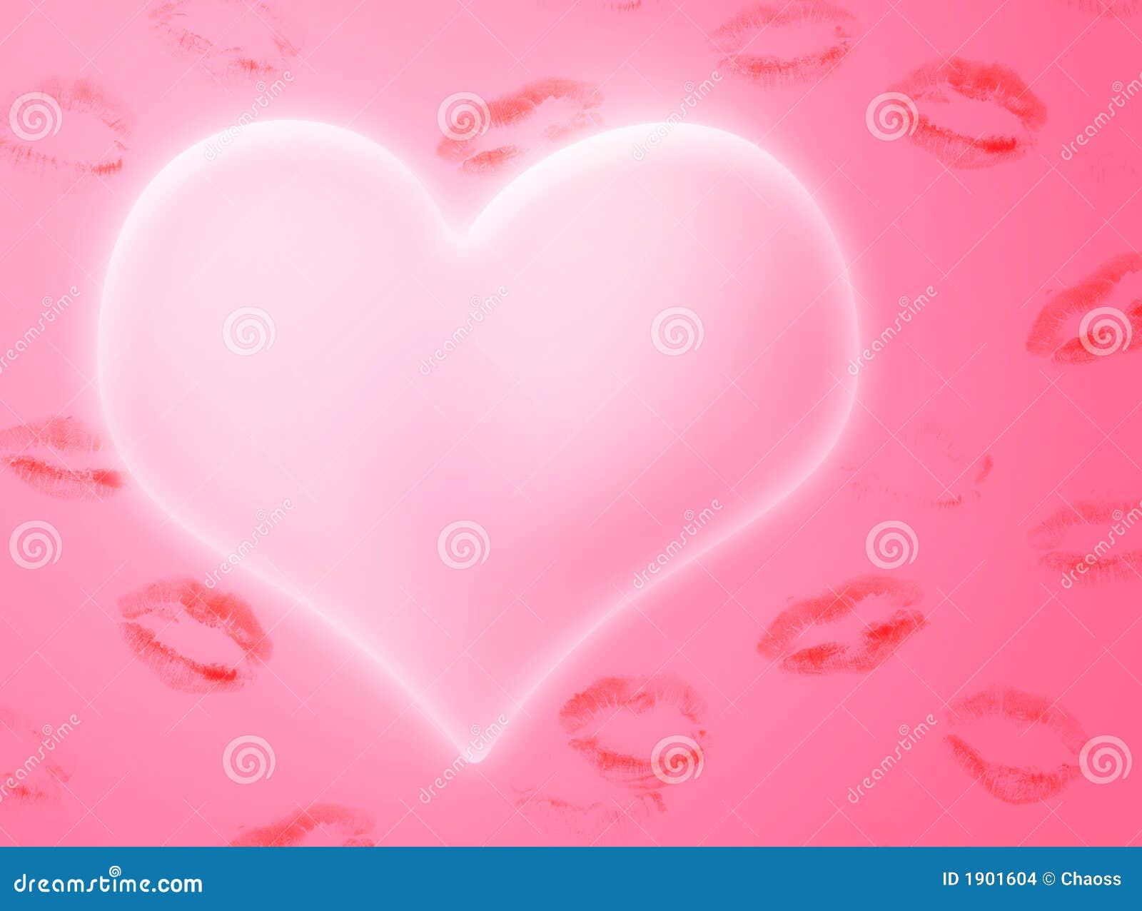 Inneres und Küsse