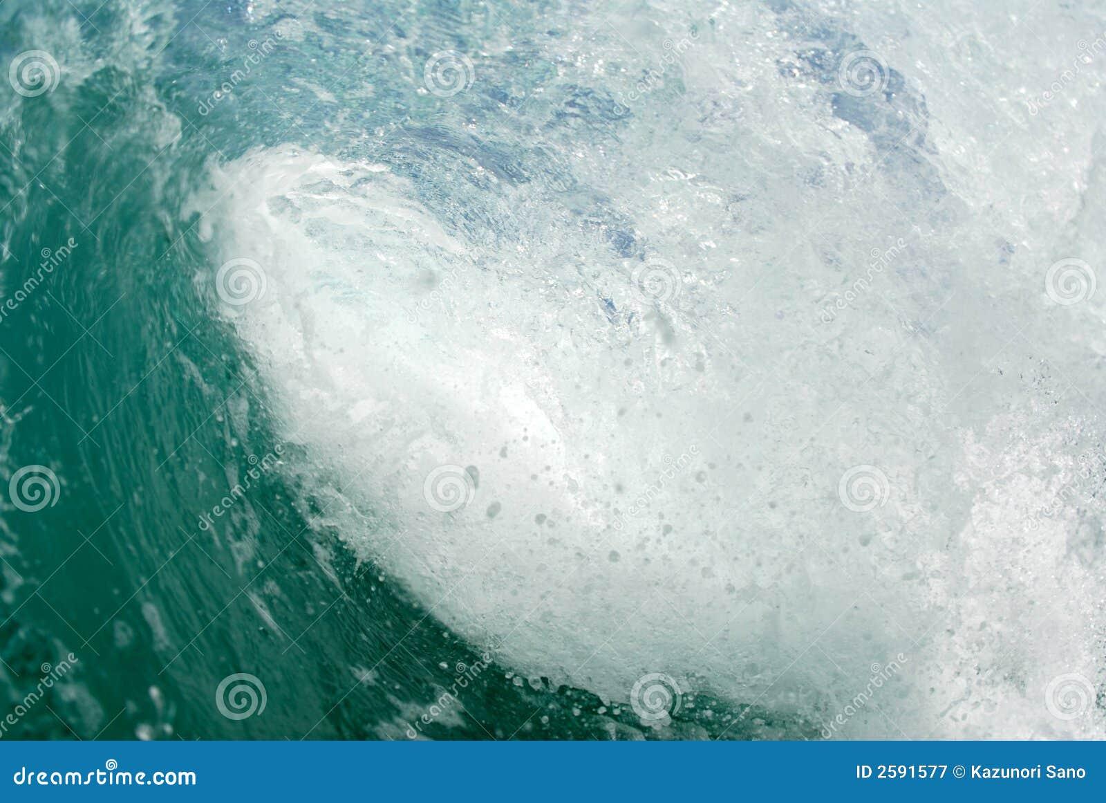 Innerhalb der Fässerfüllenwelle