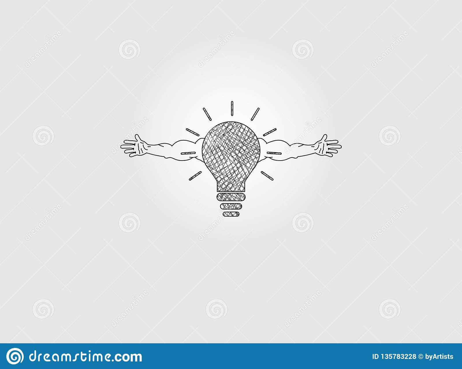 Innovation concept to I am Miss u
