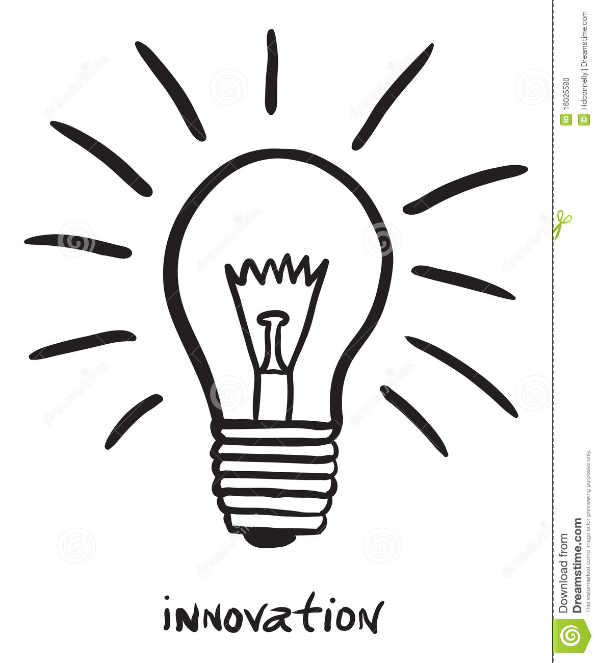 innovation doodle stock illustration  illustration of
