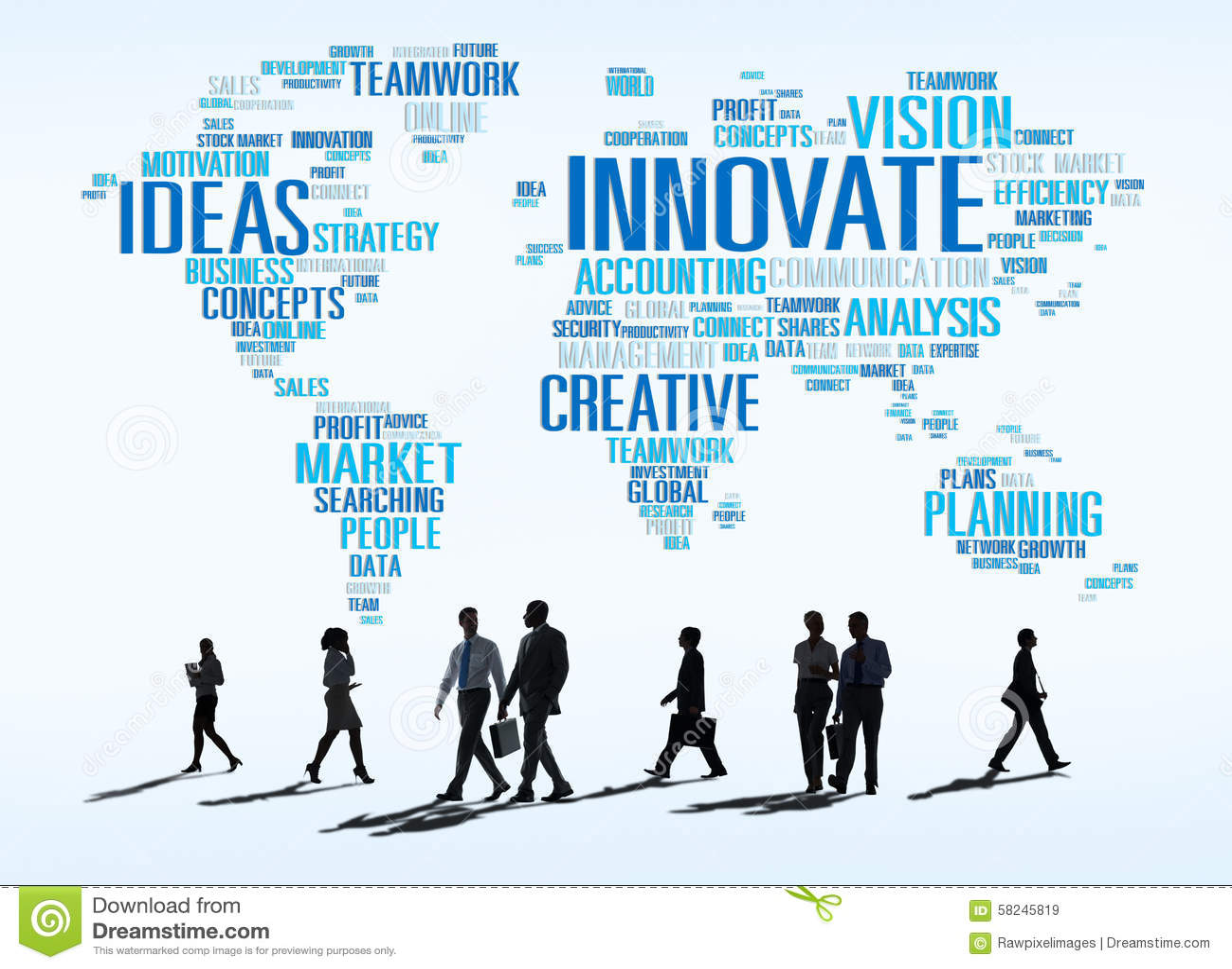 Innovation Inspiration Creativity Ideas Progress Innovate Concep
