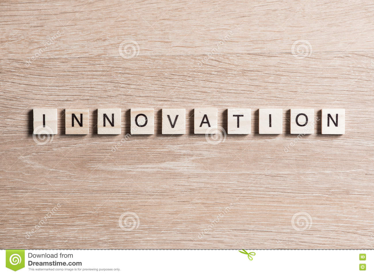 Innovation Scrabble Word Stock Photo Image Of Policy 79746520