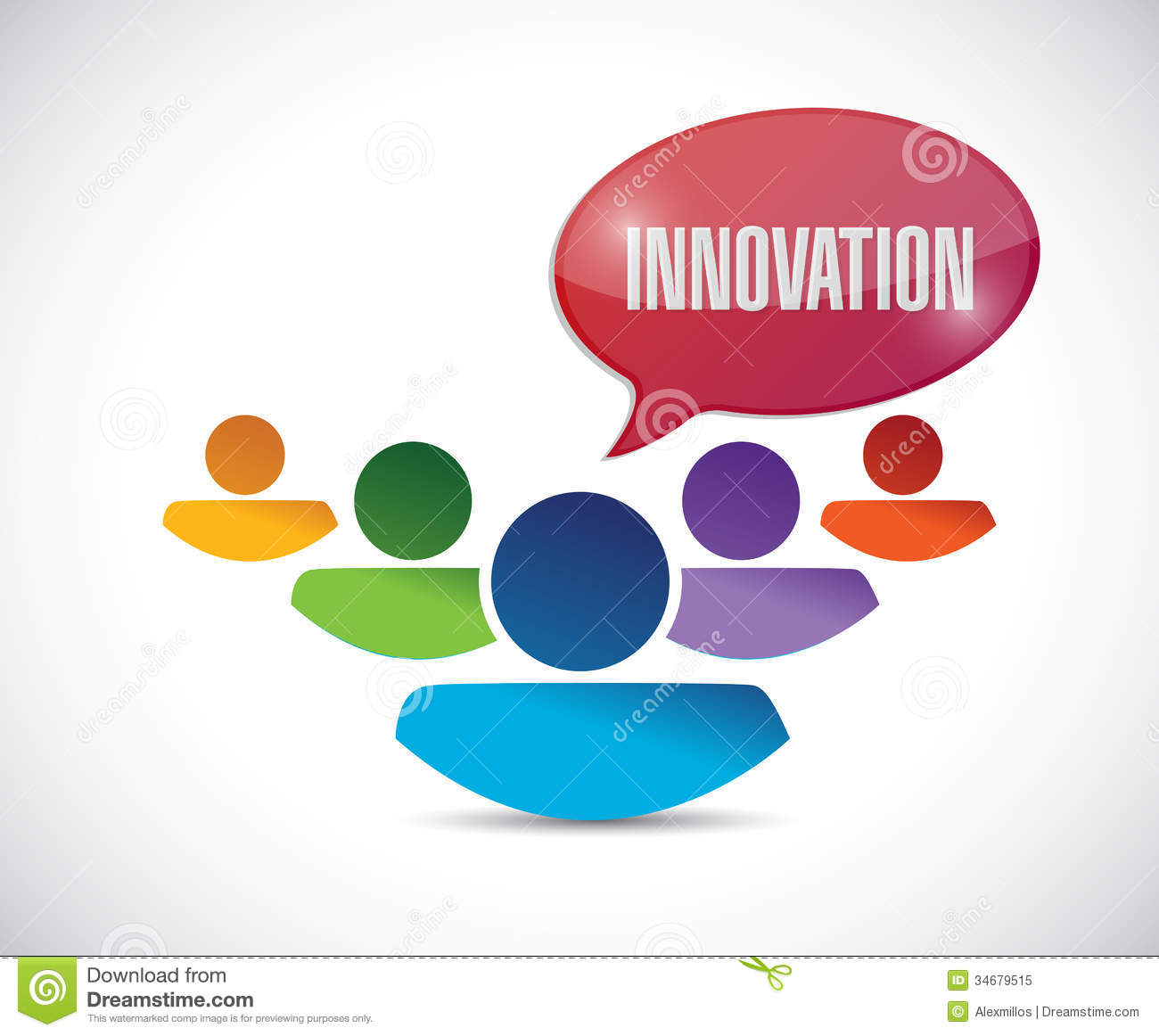 a discussion on innovation To ensure that good ideas are spotted and developed, companies create  discussion frameworks, such as innovation days and challenges.