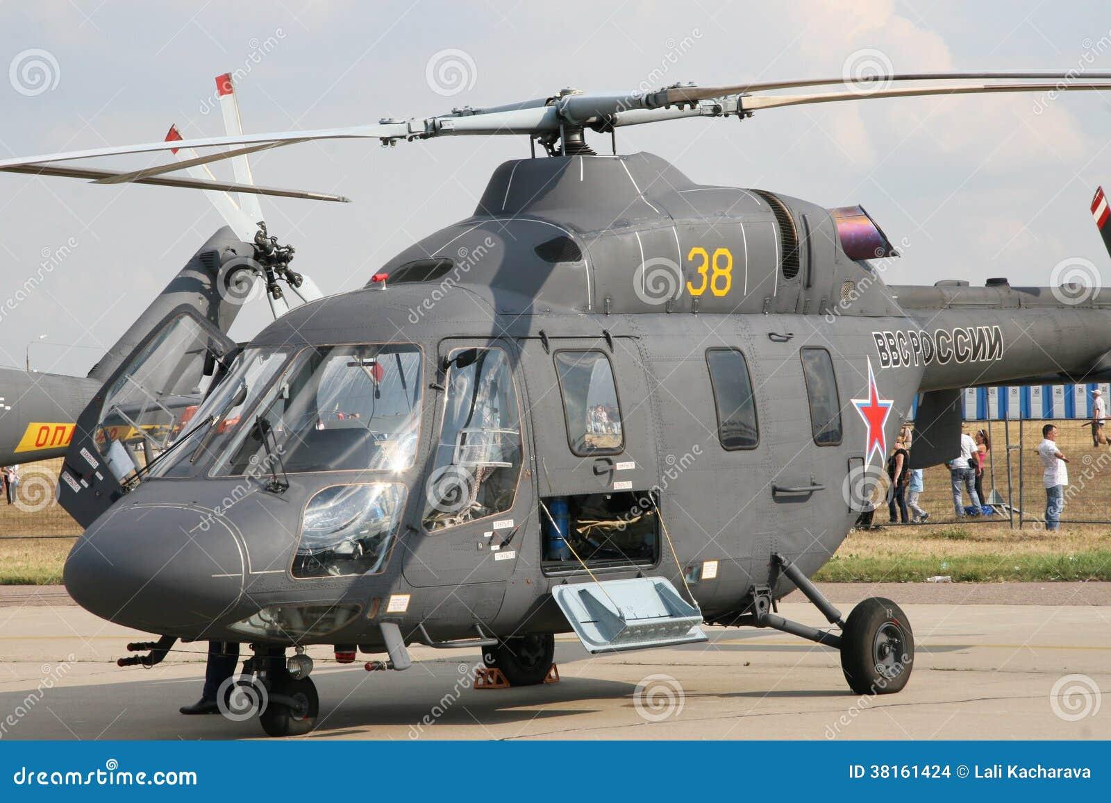 Innovative Helicopter Training Ansat