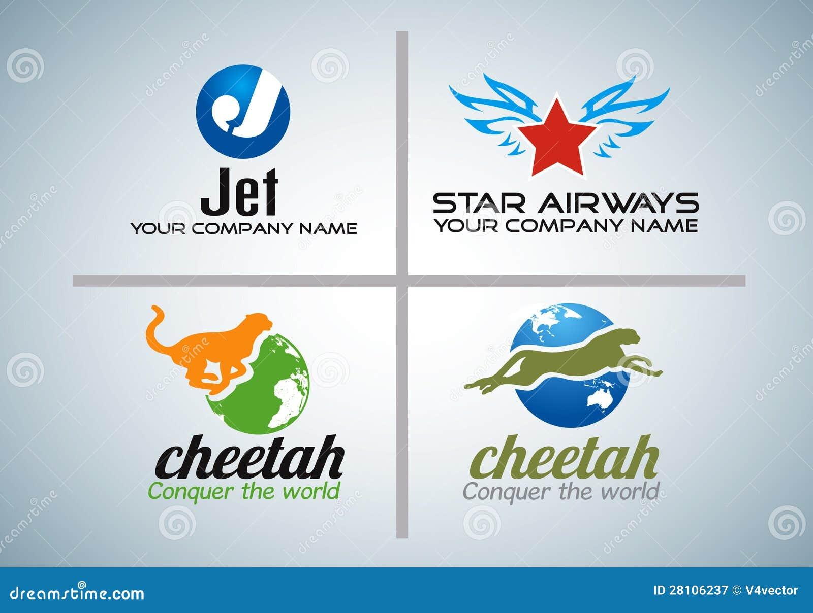 Innovative logo design royalty free stock photography for Innovative design company