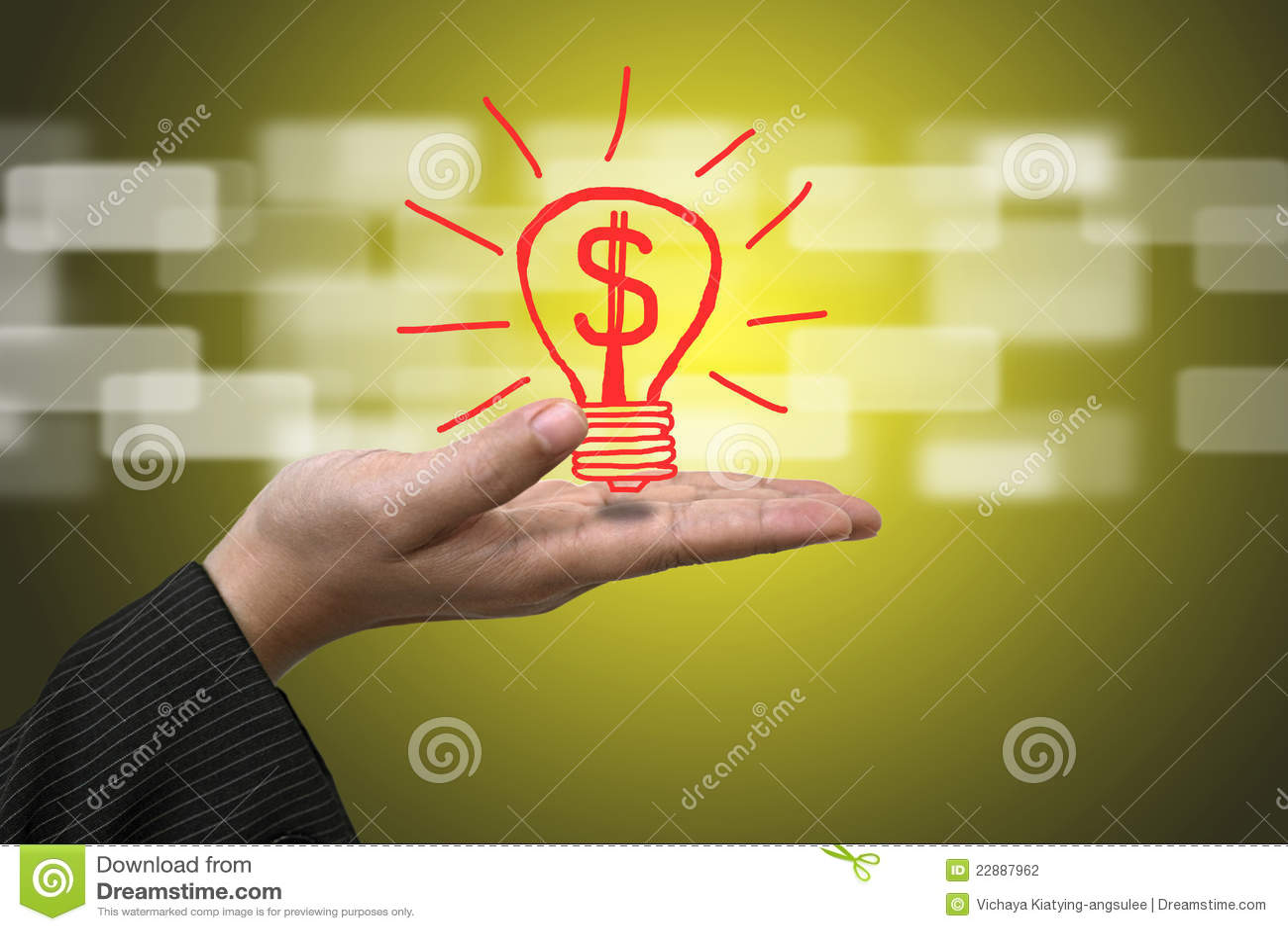 Innowacja pieniądze