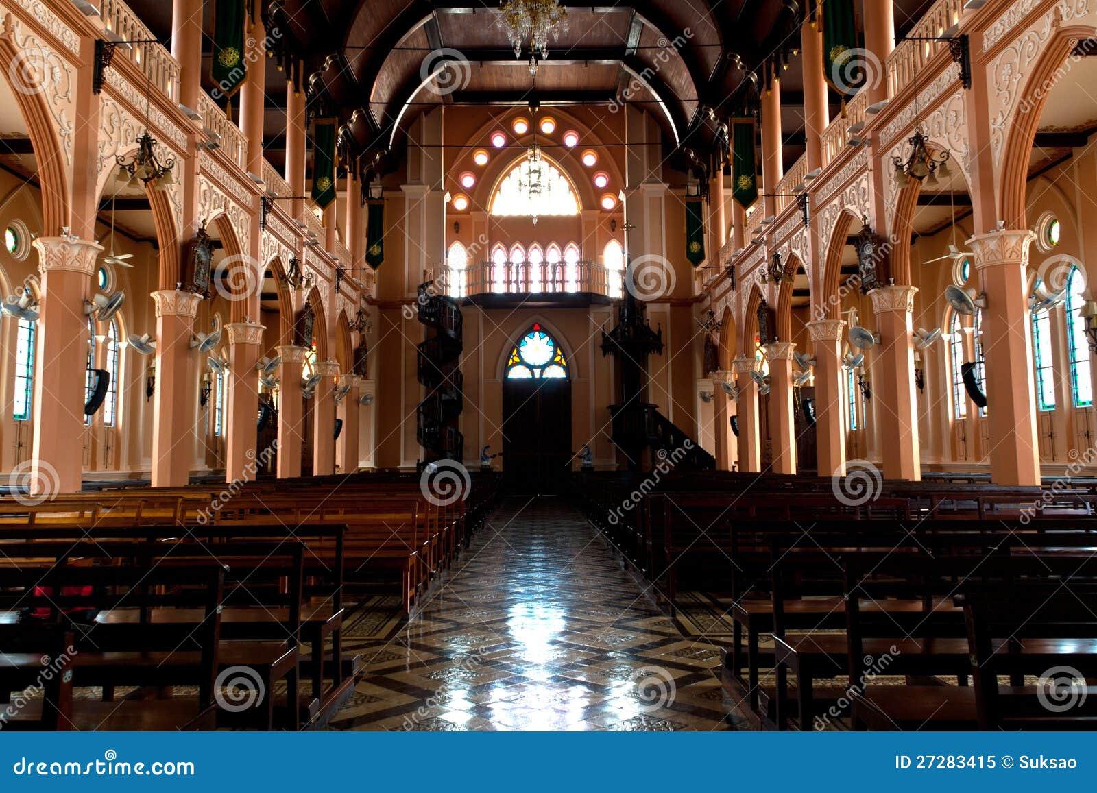 Inom kyrkan