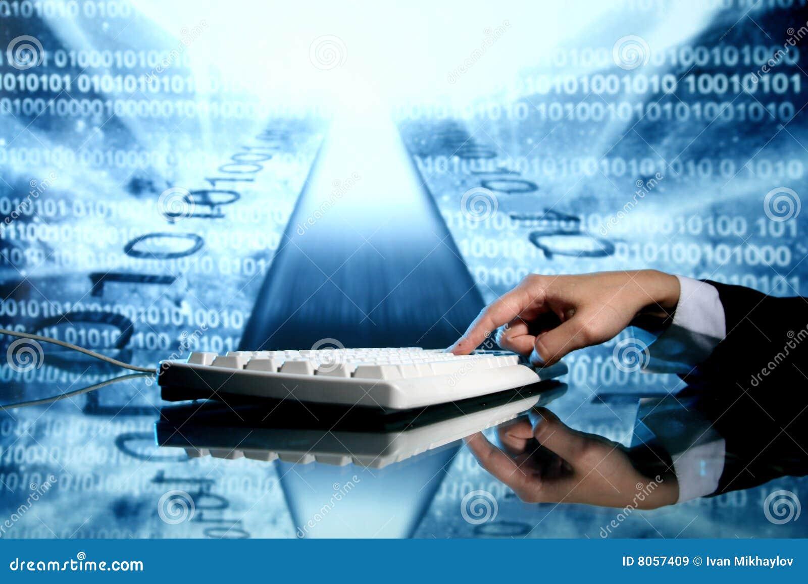 Data Input Stock Photos - Image: 15006883