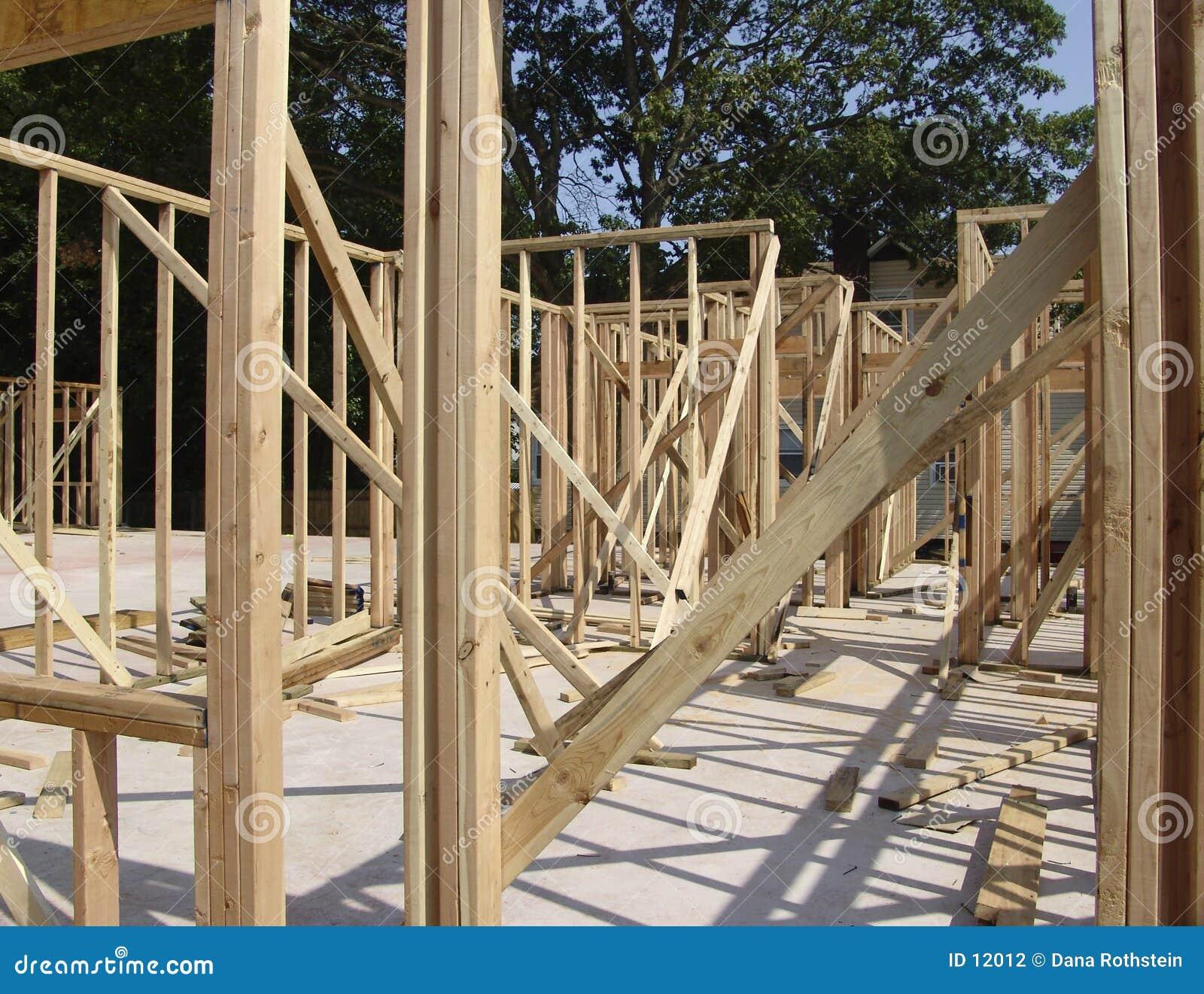 Inquadramento di legno