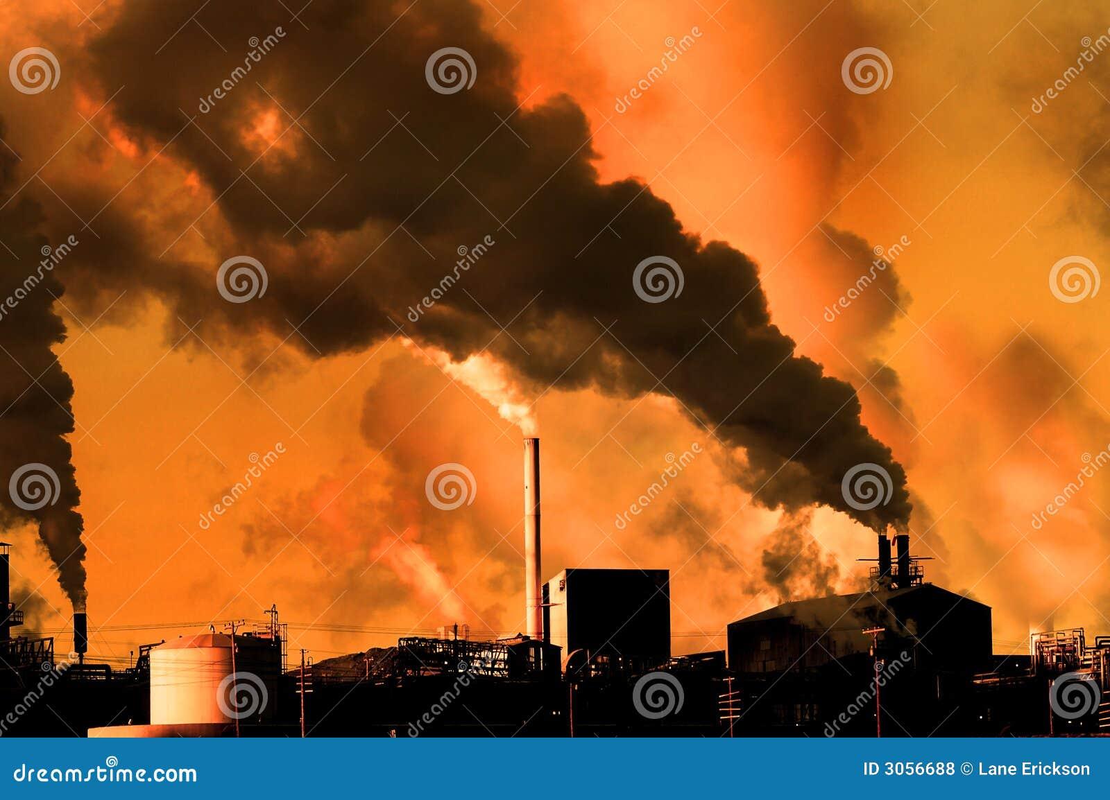Inquinamento nell aria