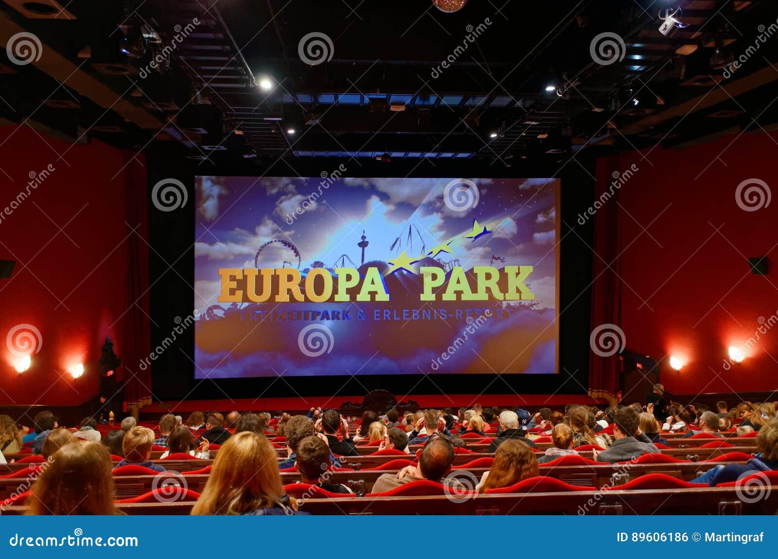 Inre Europa parkerar bion