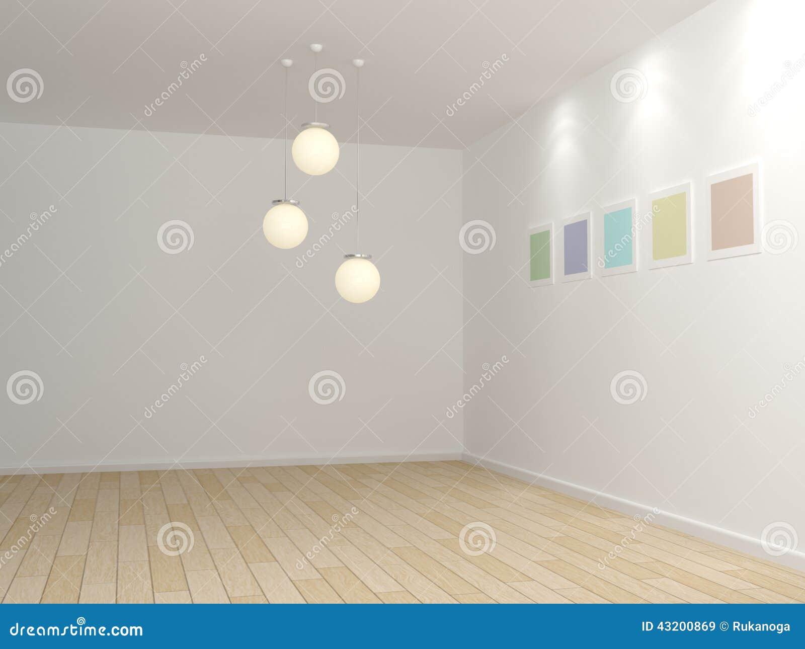 Download Inre modernt stock illustrationer. Illustration av dekorativt - 43200869