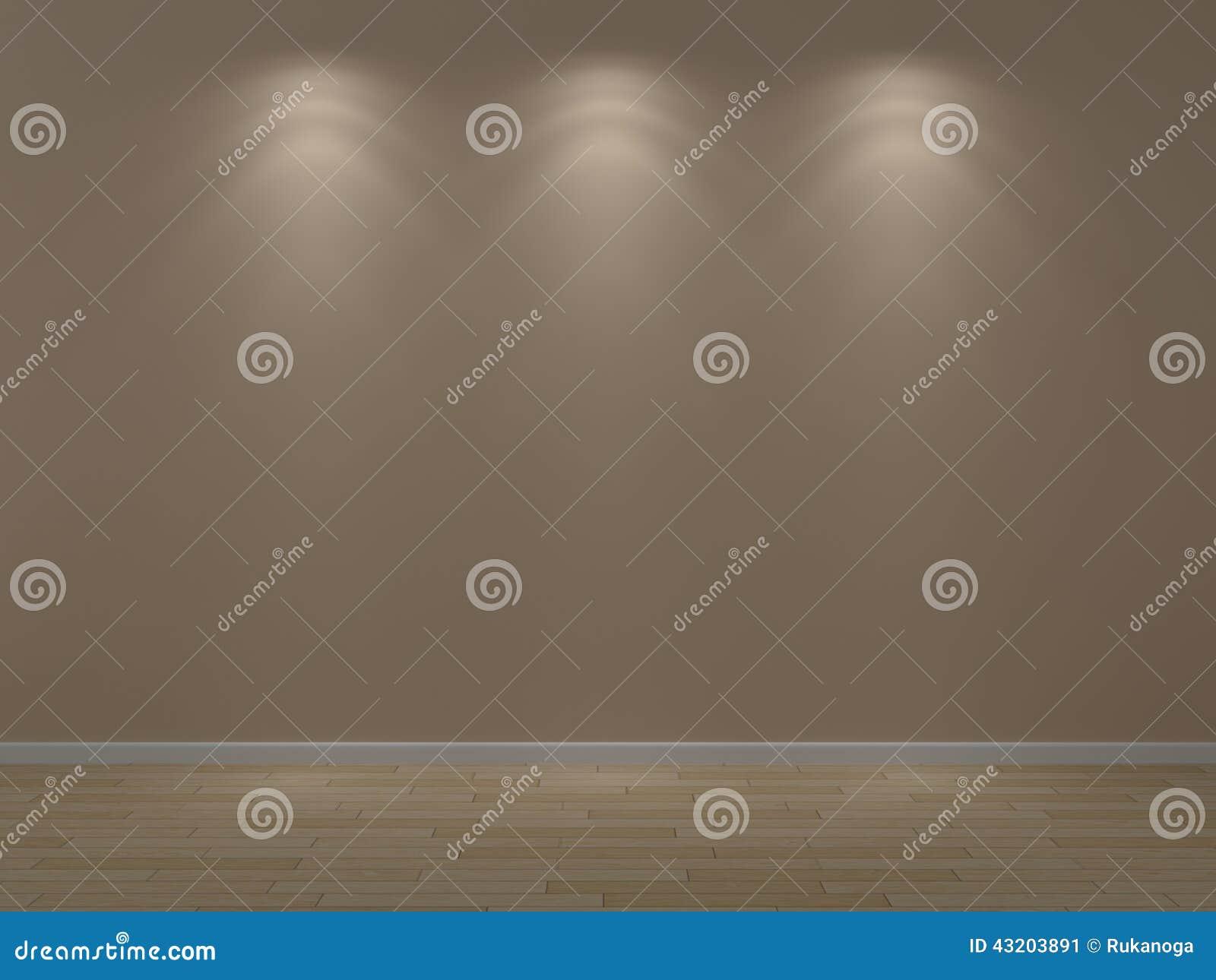 Download Inre modernt stock illustrationer. Illustration av minimalism - 43203891