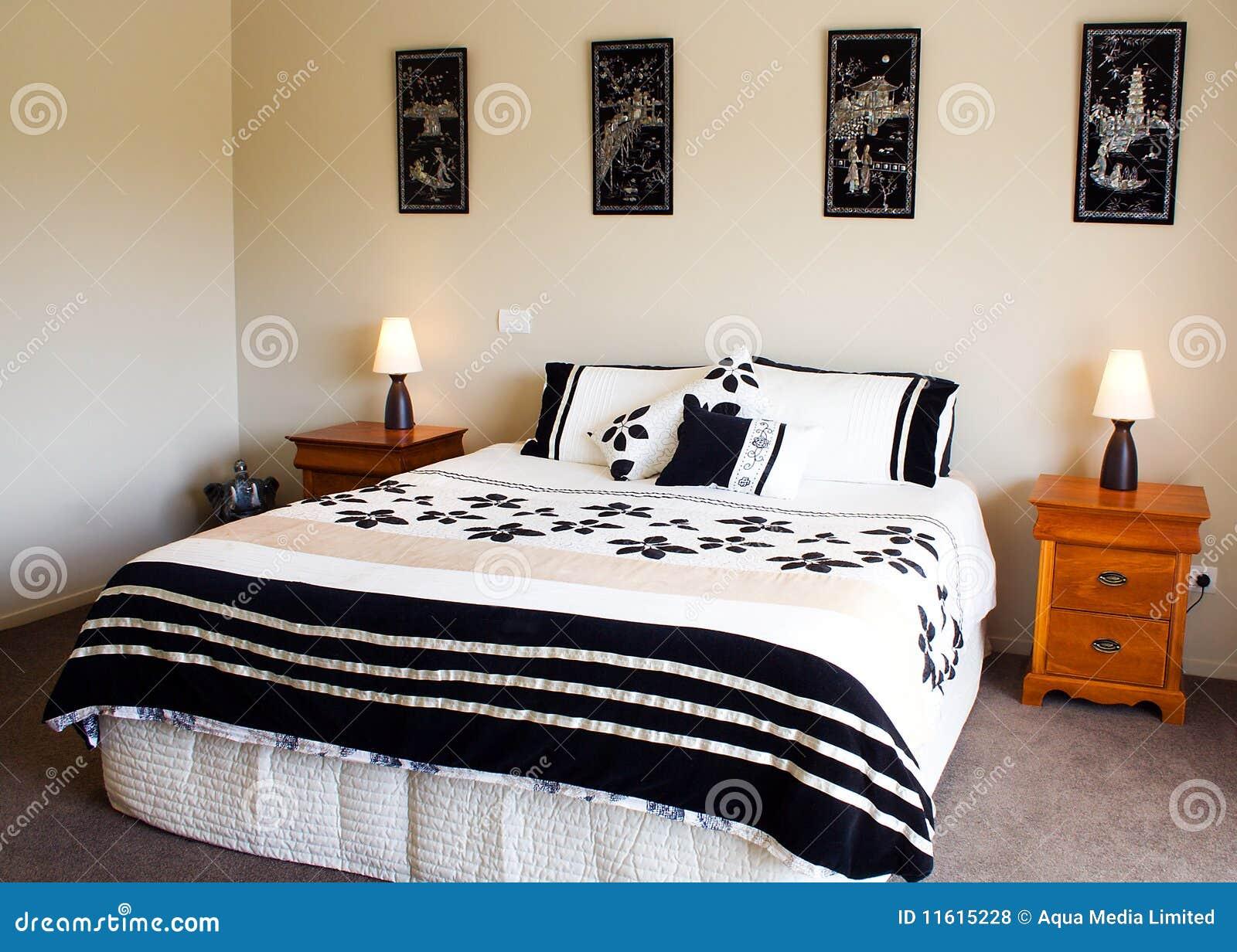 Inre modernt för sovrum royaltyfria foton   bild: 11615228