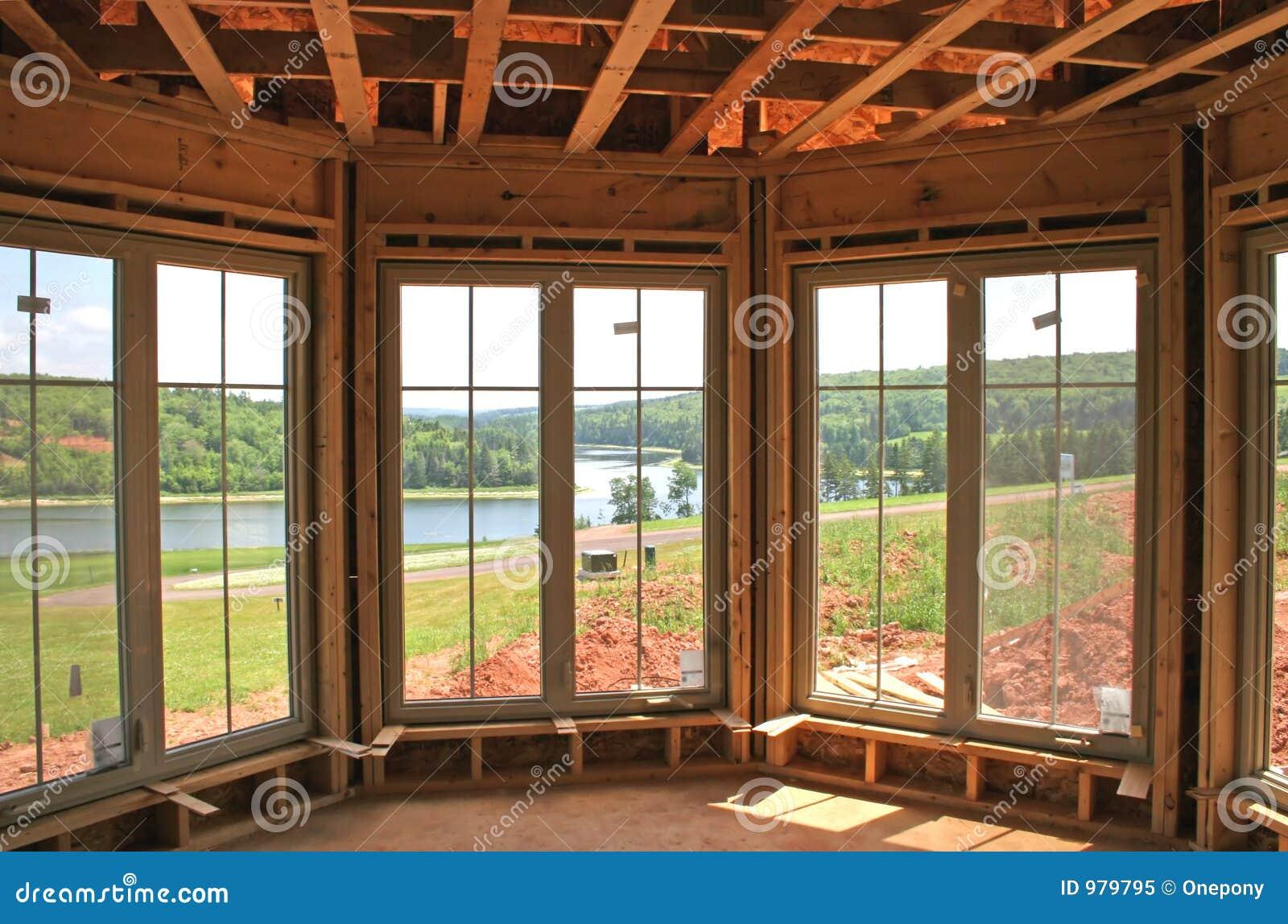 Inre nya fönster
