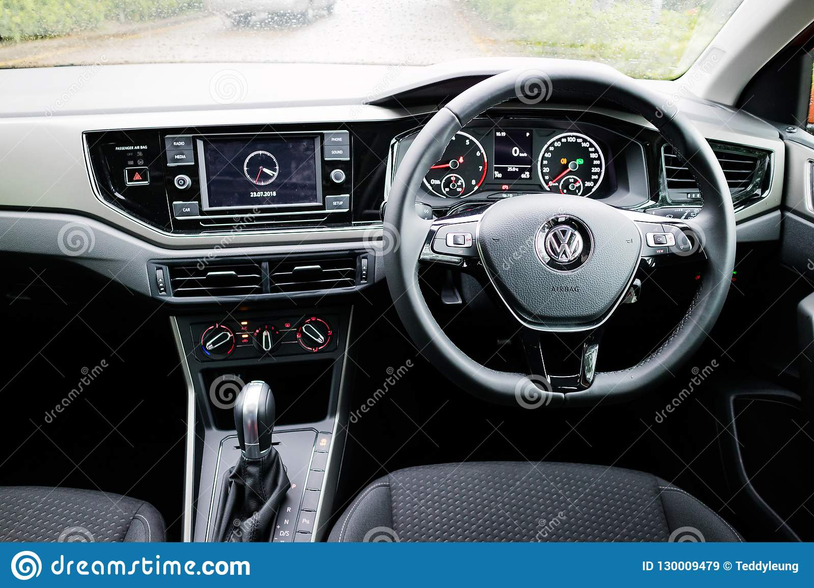 Inre Volkswagen Polo 2018