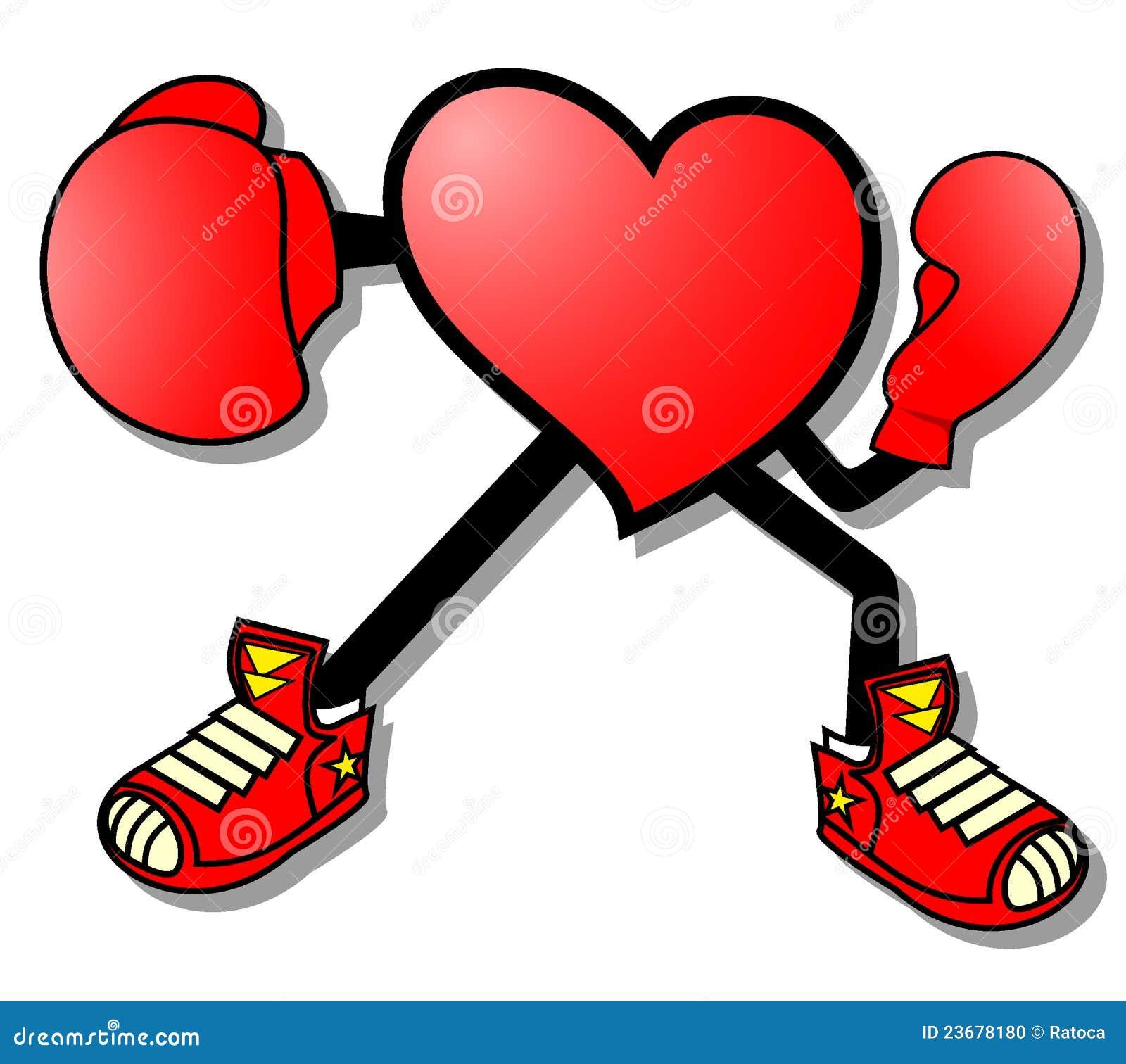 Inscatolamento del cuore fotografia stock immagine 23678180 for Clipart cuore