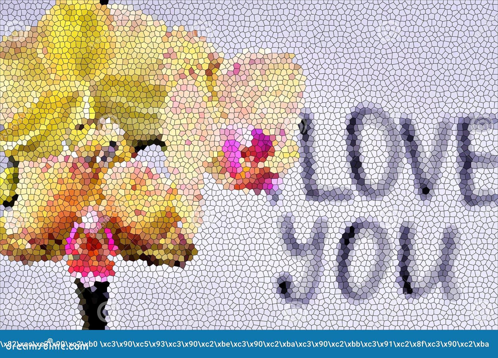 The inscription `I love you`