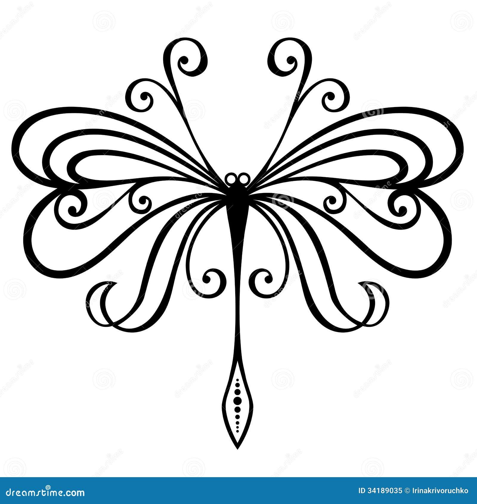 Patterned design  Tattoo
