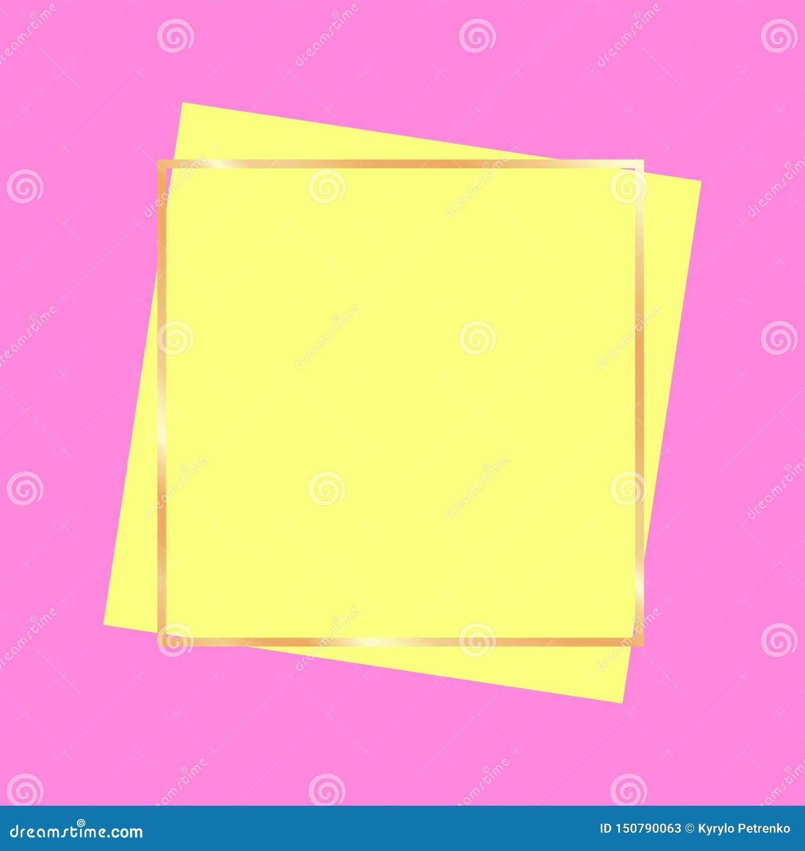 Insegna dorata della struttura per i colori luminosi della pubblicità