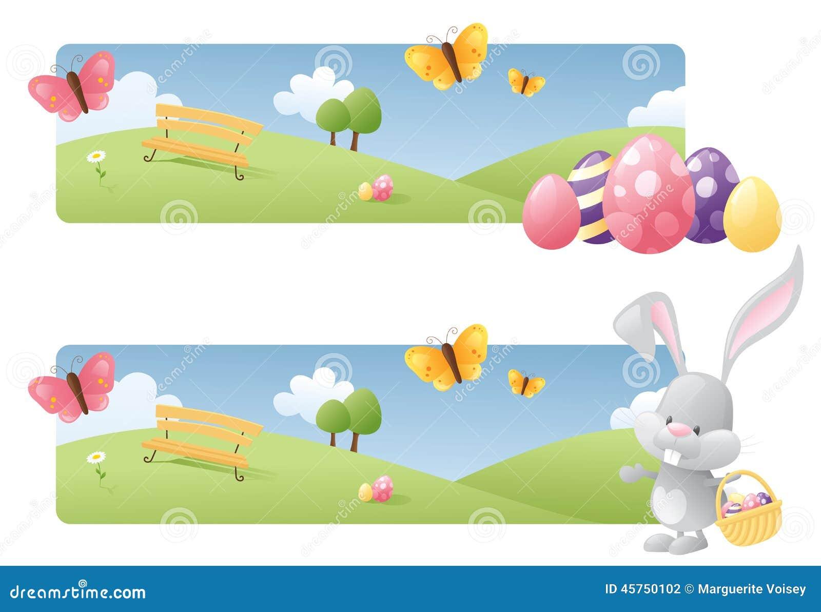 Insegne di Pasqua