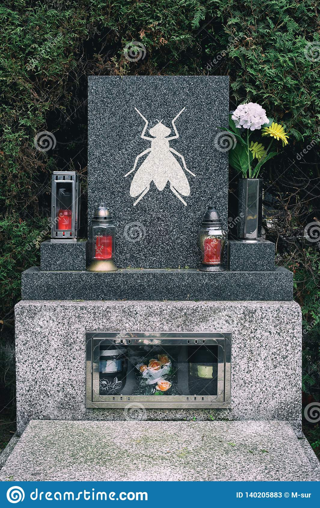 Insekt zmniejszają, obniżają i eliminują śmierć po wygaśnięcia,